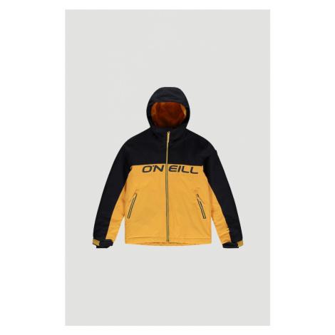 O'NEILL Outdoorová bunda 'Felsic'  námornícka modrá / žltá
