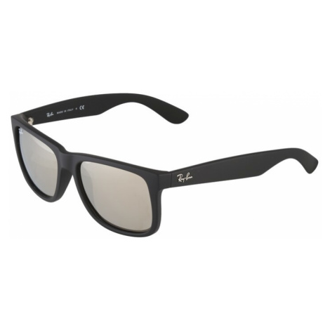 Ray-Ban Slnečné okuliare 'Justin'  hnedá / čierna