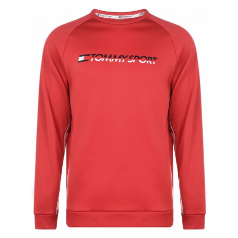 Tommy Sport Tape Crew Sweater Tommy Hilfiger