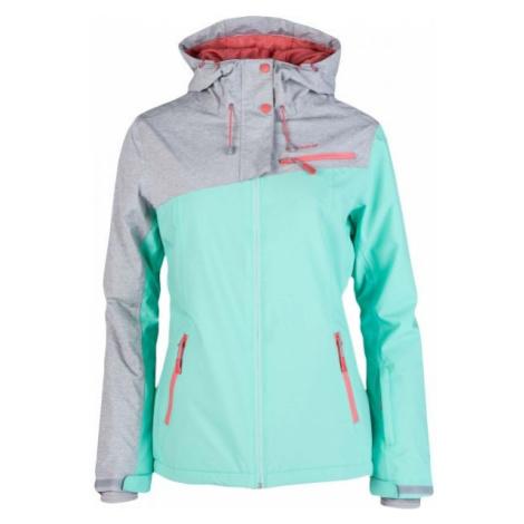 Arcore AKIRA zelená - Dámska lyžiarska bunda