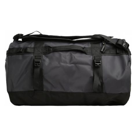THE NORTH FACE Cestovná taška 'Camp Duffel'  sivá / čierna
