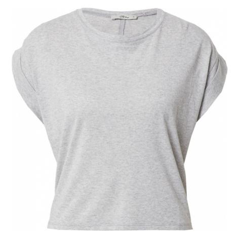 LTB Tričko 'BOREPA'  sivá