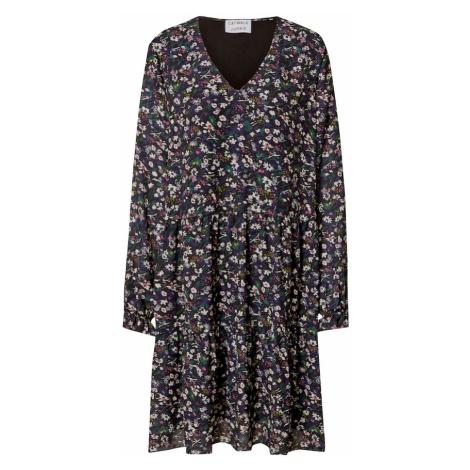 CATWALK JUNKIE Šaty  fialová / zmiešané farby