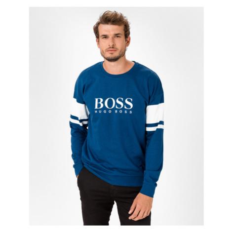 BOSS Authentic Tričko Modrá Hugo Boss