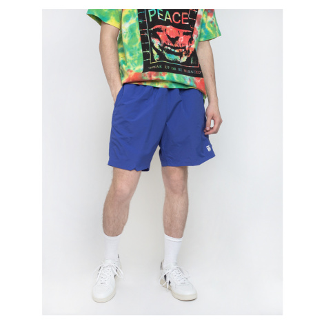 Obey Easy Relaxed Short Ultramarine