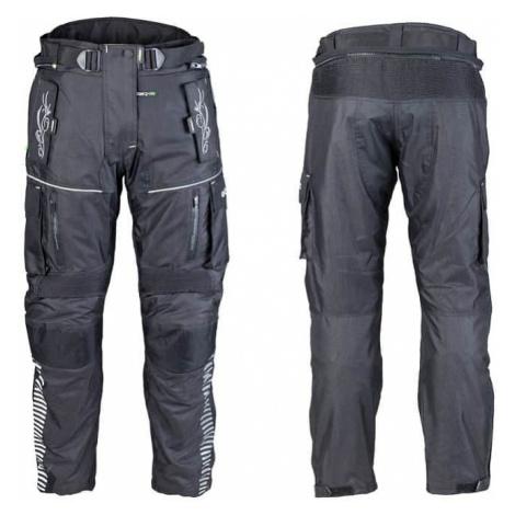 Dámske moto nohavice W-TEC Mikusa NF-2680 Farba čierna