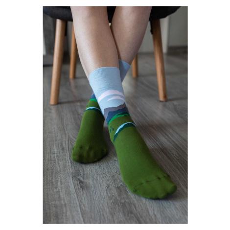 Barefoot ponožky Alpine 43-46