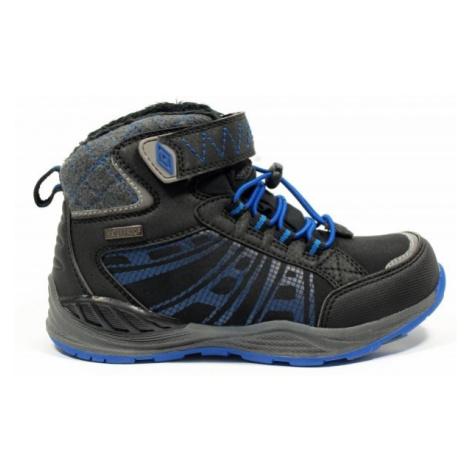 Umbro PEDRO modrá - Detská zimná obuv