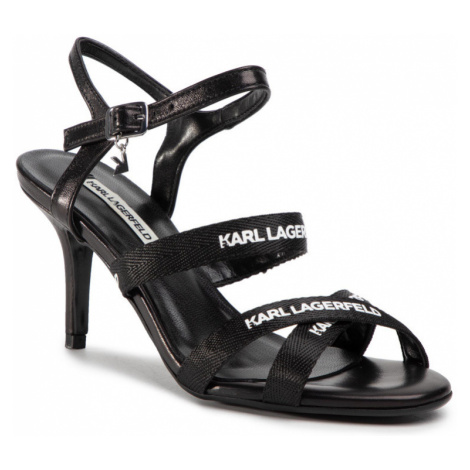 Sandále Karl Lagerfeld