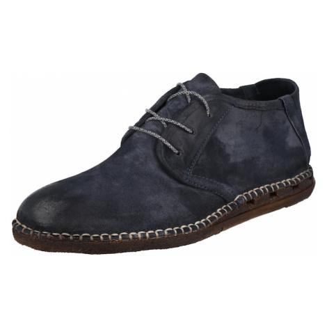 A.S.98 Šnurovacie topánky 'Bastard'  námornícka modrá