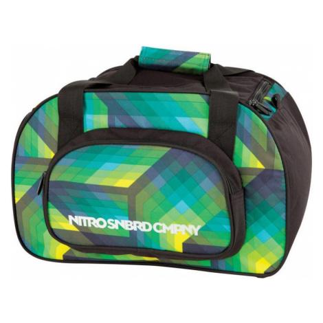Nitro Duffle bag XS Geo green