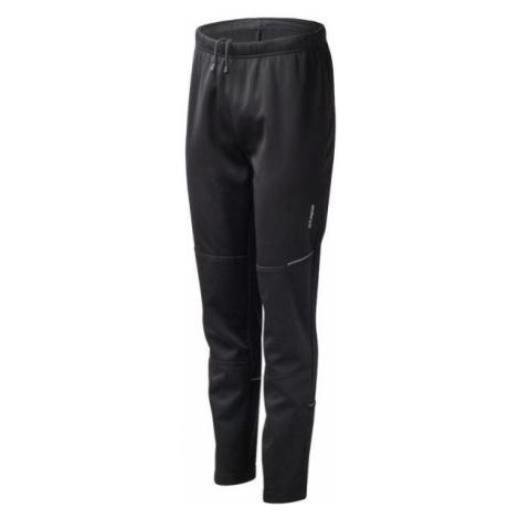 Etape FURRY WS čierna - Detské softshellové nohavice
