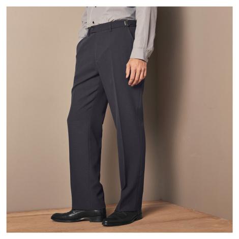 Blancheporte Nohavice, 100 % polyester, nastaviteľný pás čierna