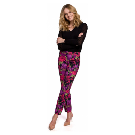 Makover Woman's Trousers K053 Model 2