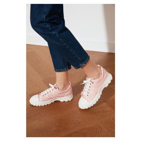 Trendyol Powder Thick Based Puffy Women Sneaker