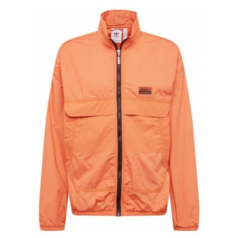 ADIDAS ORIGINALS Prechodná bunda  oranžová