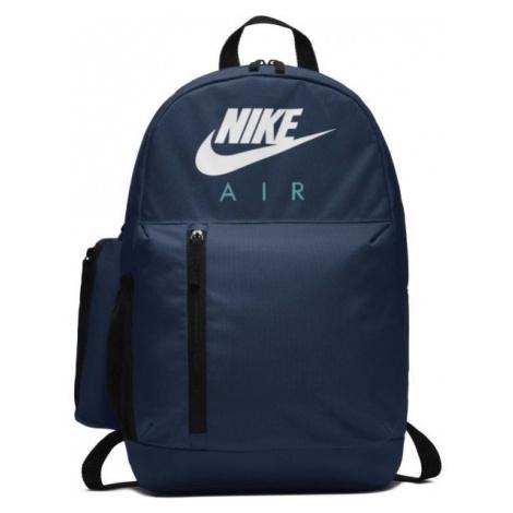 Nike ELEMENTAL GRAPHIC BKP tmavo modrá - Detský batoh