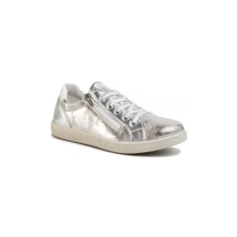 Primigi Sneakersy 5374411 S Strieborná