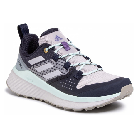 Topánky adidas - Terrex Folgian Hiker EF2270 Legend Ink/Grey Two/Grey One