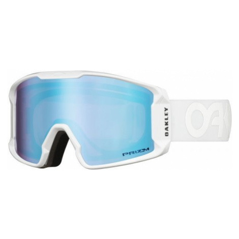 Oakley LINE MINER XM biela - Zjazdové okuliare