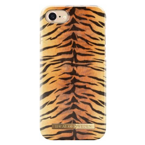 iDeal of Sweden Puzdro na mobil 'Fashion Case'  oranžová / čierna