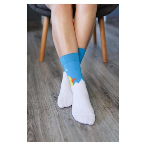 Barefoot ponožky - Kuriatko 43-46