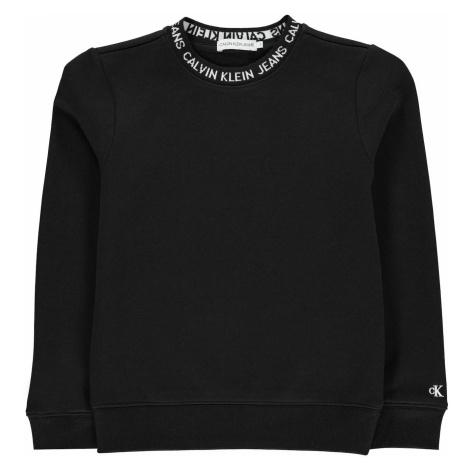 Calvin Klein Jeans Insitutional Logo Sweatshirt