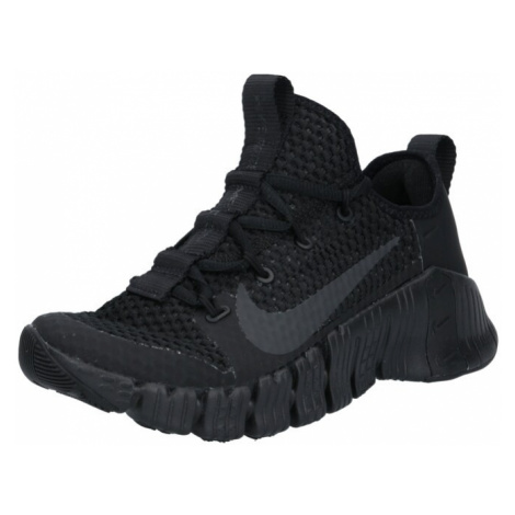 NIKE Športová obuv 'Free Metcon 3'  antracitová / čierna