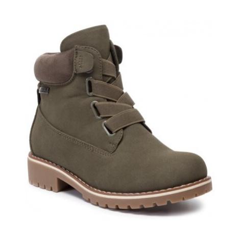 Šnurovacia obuv Nelli Blu CS722-65 Ekologická koža/-Ekologická koža