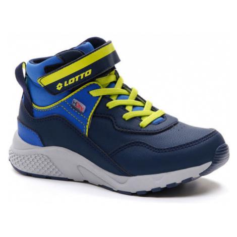 Lotto ULTRA AMF MID HD CL SL modrá - Detská obuv