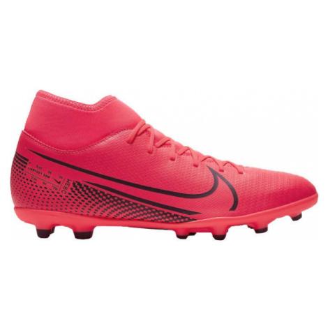 Nike MERCURIAL SUPERFLY 7 CLUB FG/MG ružová - Pánske kopačky