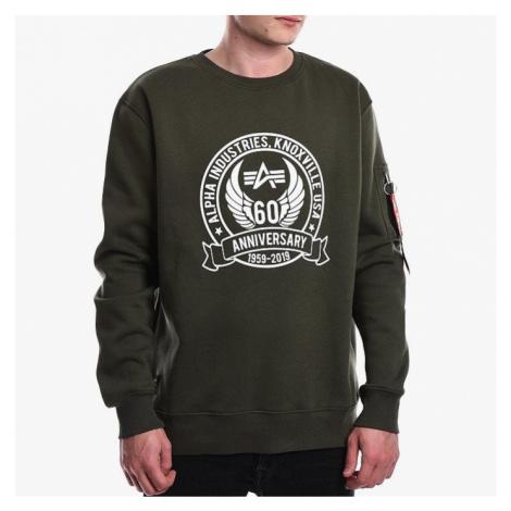 Alpha Industries Anniversary Sweater 198307 142
