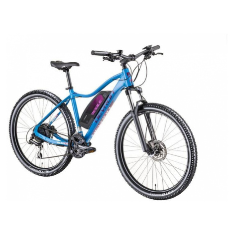 "Dámsky horský elektrobicykel Devron Riddle W1.7 27,5"" - model 2019 Farba blue"