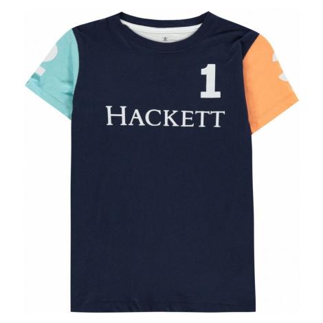 Hackett Hacket Logo T Shirt