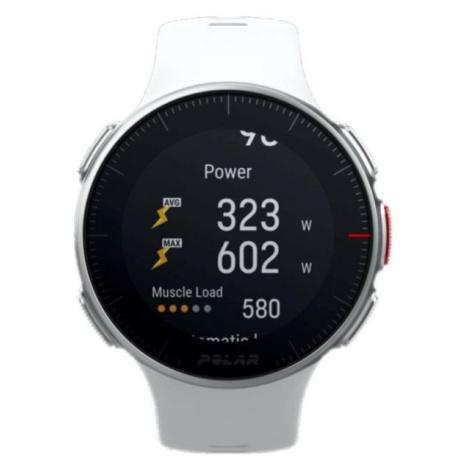 POLAR VANTAGE V biela - Multišportové hodinky s GPS a záznamom tepovej frekvencie
