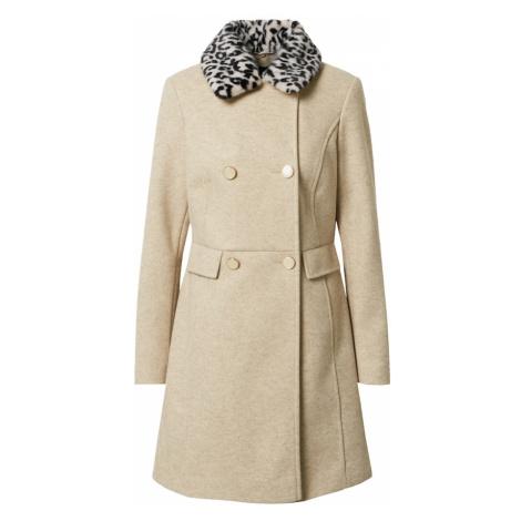 Dorothy Perkins Prechodný kabát 'DOLLY'  béžová melírovaná