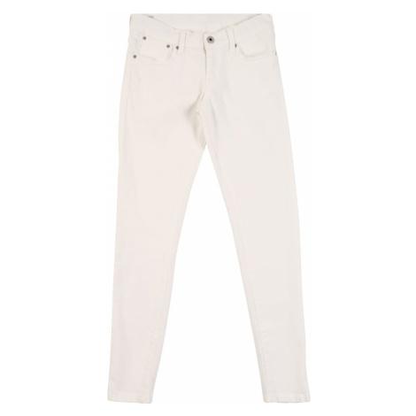 Pepe Jeans Džínsy 'Pixlette'  biela