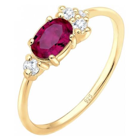 ELLI PREMIUM Prsteň  zlatá