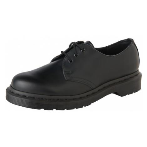 Dr. Martens Šnurovacie topánky '1461 8 Eye Boot Smooth'  čierna Dr Martens