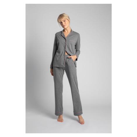 Dámske pyžamové nohavice LaLupa LA020 Heather