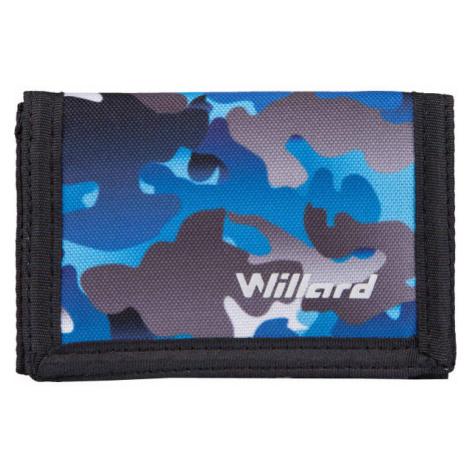 Willard REED fialová - Peňaženka