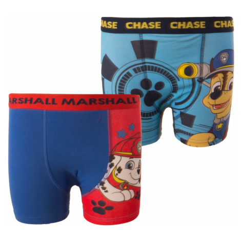Boy's boxer briefs Paw Patrol 2P Character