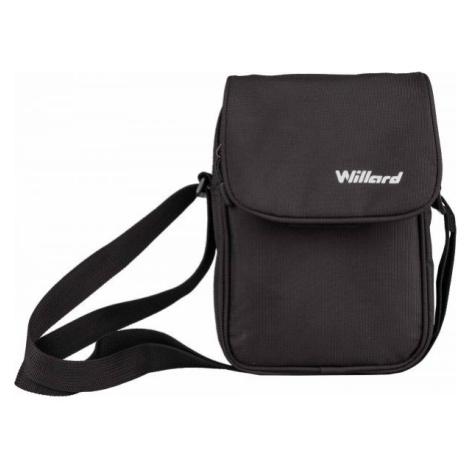 Willard DOCBAG 1 čierna - Cestovná taška na doklady