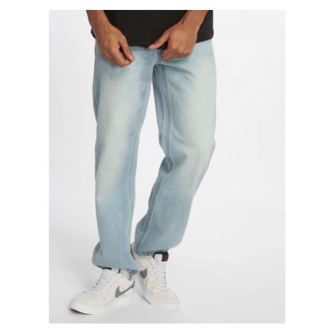Ecko Unltd. / Loose Fit Jeans Globe Grid Loose Fit in blue - Veľkosť:W 44 L 34