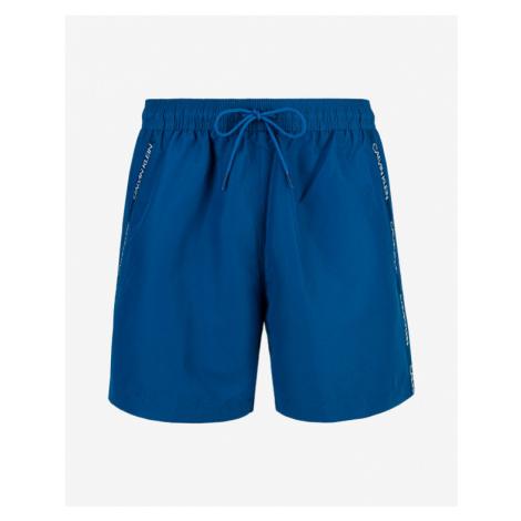 Calvin Klein Plavky Modrá
