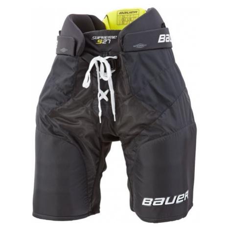 Bauer SUPREME S27 PANTS JR čierna - Hokejové nohavice
