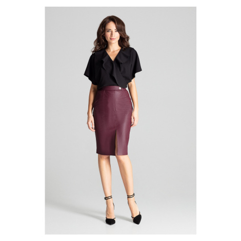 Lenitif Woman's Skirt L071 Deep