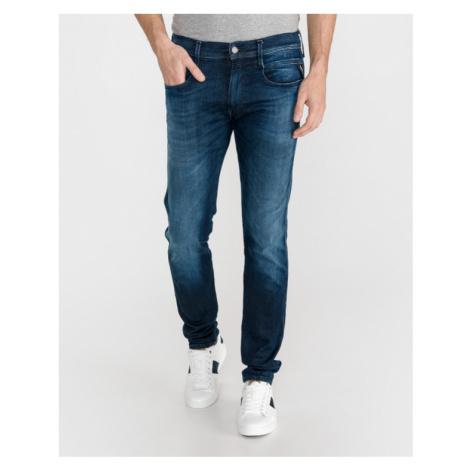 Replay Jeans Modrá