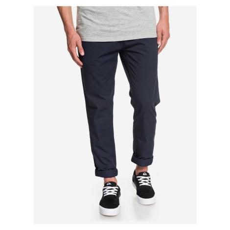 Kalhoty Quiksilver Modrá
