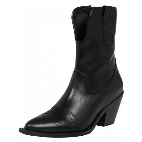 Ca Shott Kovbojské čižmy 'Boots'  čierna